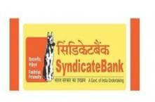 Syndicate Bank Recruitment 2019: Apply for 129 Manager, Security Officer Posts @ syndicatebank.in