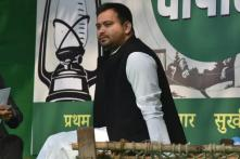 Congress' 'NYAY' Will Help Victims of 'Annyay' in Bihar: Tejashwi Yadav