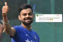 Virat Kohli's Clean Sweep at the ICC Awards Has Fans Cheering With Hilarious Memes