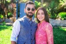 'You Make Me Such a Happy Girl': Anushka Sharma's Adorable Post for Virat Kohli