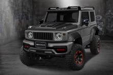Suzuki Jimny Black Bison Edition Looks Like An Off-Roading Monster
