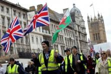 After Paris, It's London: Hundreds of 'Yellow Vest' Protesters Oppose UK Govt's Austerity Measures