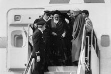 Iran Celebrates 40 Years Since 1979 Revolution With Khomeini Return