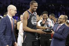 Durant Wins MVP, Sparks Team LeBron Comeback at NBA All-Star Game