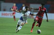 Five-star Jamshedpur Crush Second-string Bengaluru FC 5-1