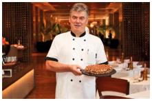 Chef Hermann Grossbichler's 25-year Romance With India