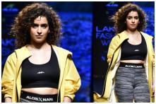 My Resolution is to Switch to Sustainability: Sanya Malhotra