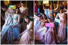 Lehenga, Sneakers & Swag: Neeti Mohan's Pre-wedding Shoot With Her Stylish Bride's Squad Sets Sister Goals