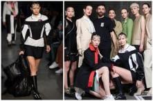 Gigi Hadid Makes Striking Burberry Debut on London Fashion Week Runway