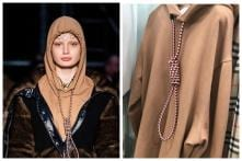 Burberry Issues Apology for Hoodie With Noose Around the Neck at London Fashion Week