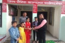 Bhopal's 11-Year-Old Girl Donates Birthday Money to Army Fund in Wake of Pulwama Attack