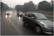 Delhiites Wake Up to Cloudy Skies; Rain & Hailstorm in Delhi-NCR