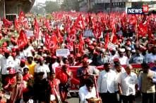 Thousands Of Farmers Begin March From Nashik To Mumbai After Failed Late-Night Talks With Govt