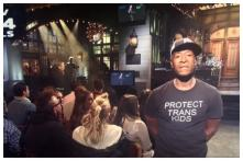Avengers Star Don Cheadle's 'Protect Trans Kids' T-shirt is Quite the Fashion Statement