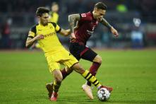 Dortmund Slip Up Again with Draw at Bottom Club Nuremberg