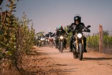 Ducati Concludes Dream Tour of Rajasthan, Led by MotoGP Rider Karel Abraham