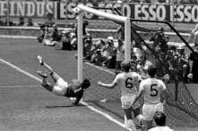 From Pele to Hurst, World's Best Were Foiled by Gordon Banks