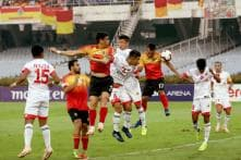 East Bengal Pump in Five Past Shillong for Fourth Successive Win