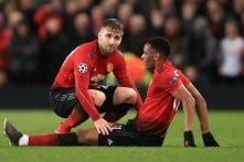 Man Utd's Martial, Lingard to Miss Chelsea, Liverpool Matches