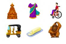 Emoji 12 for 2019 is Final: 230 New Emojis, Including Wheelchairs, a Hindu Temple And Orangutans