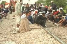 Several Trains Cancelled, Diverted Due to Ongoing Gujjar Agitation on Railway Tracks in Rajasthan
