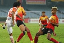 I-League: East Bengal Beat Neroca 2-1, Stay in Title Race