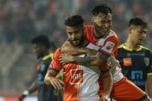 FC Goa Seal Play-off Berth, Occupy Top Spot