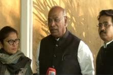 Election Manifesto Not Union Budget Was Read Out in Parliament: Mallikarjun Kharge