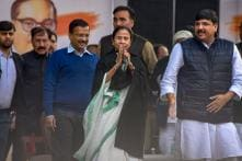 AAP Keen on Alliance With Congress in Delhi, Claims Mamata Banerjee as Parties Strategise to Fight BJP
