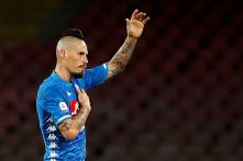 Dalian Yifang Confirm Marek Hamsik Signing