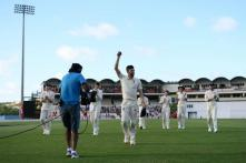Mark Wood's Spell Puts England on Top Against Windies on Day 2