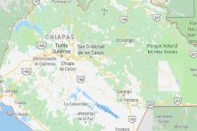 6.6 Magnitude Earthquake Jolts Chiapas State in Southern Mexico