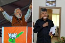 'Says the Man Who Left His Wife': Chandrababu Bites Back After Modi Taunt on 'Back-Stabbing' NTR