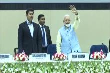PM Modi Confers National Youth Parliament Festival 2019 Awards