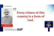 Top Quotes of PM Modi at News18 Rising India Summit '18