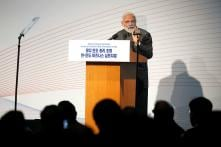 Terrorism, Climate Change Biggest Challenges Before Mankind: Modi in South Korea
