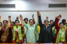 Alliance of All-women Parties to Fight Polls in 283 Seats, Asks Other Parties to Help Win
