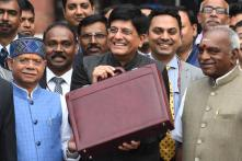 Budget 2019: Piyush Goyal's Photo-Op With The Traditional Budget Suitcase