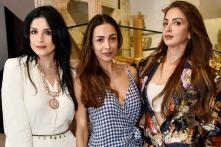 Fashionista Celebs Glam-Up Bandra 190 Exhibit; See Pics