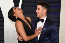 Priyanka Chopra Trips but Husband Comes to Her Rescue in the Nick of Time