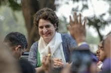 In Hoarding, Modi-Yogi Supporter Claims Priyanka Gandhi Will 'Fizzle Out' in UP