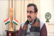Ram Madhav Exclusive Interview