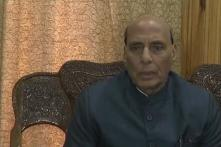 Civilian Traffic to be Restricted During Movement of Security Forces Convoys in J&K: Rajnath Singh