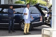 Ranbir Kapoor Asking Photographer About His Slippers is Basically All of Us
