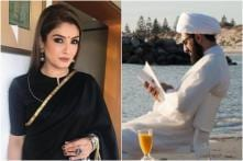 Raveena Tandon Fan Imam Tawhidi has been Sending Her DMs without Any Reply