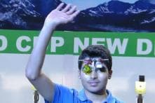Shooting World Cup: Teenager Saurabh Chaudhary Wins Gold & Secures Olympic Quota in Style