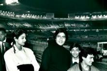 Amitabh Bachchan Shares Rare Throwback Photo with Aamir Khan, Salman Khan and Sridevi