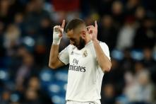 Benzema on Target Again as Real Close Gap at the Top