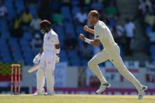 Broad Rues Bad Luck on Day of Dropped Catches for England