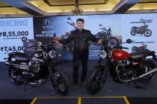 2019 Triumph Street Twin and Street Scrambler Launched in India
